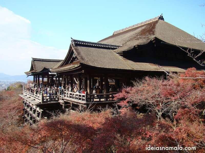 DSC03940Templo Kyomizu Dera, Kioto