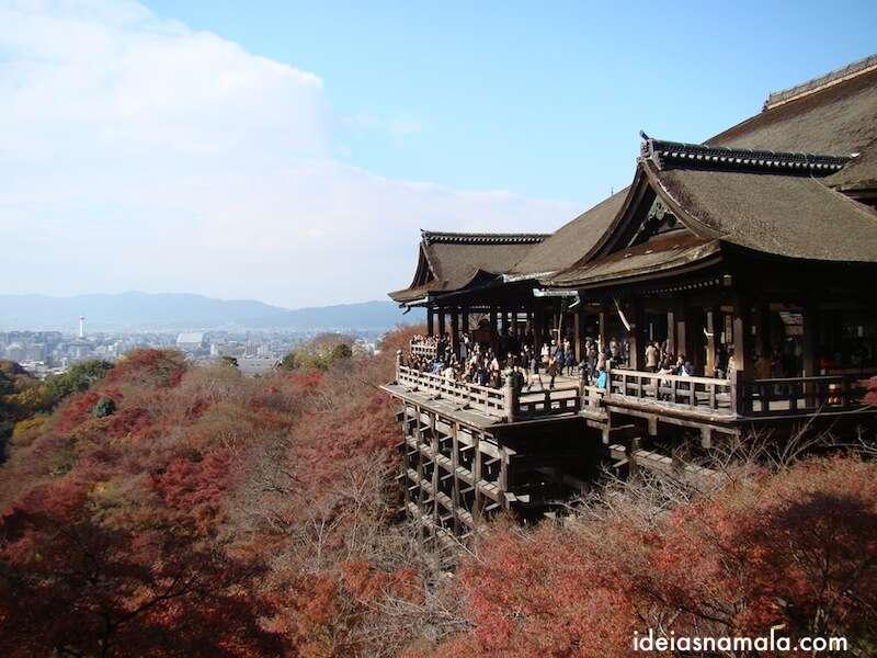 Kyomizu Dera - Kioto