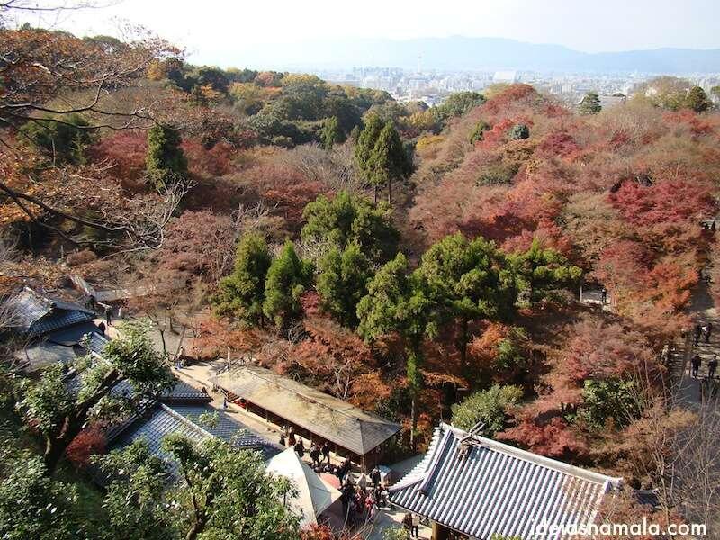 Templo Kyomizu Dera, Kioto