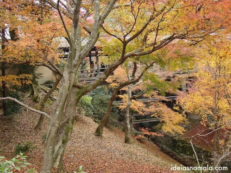 Tofukuji, Kioto