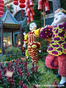 jardim de inverno do Bellagio