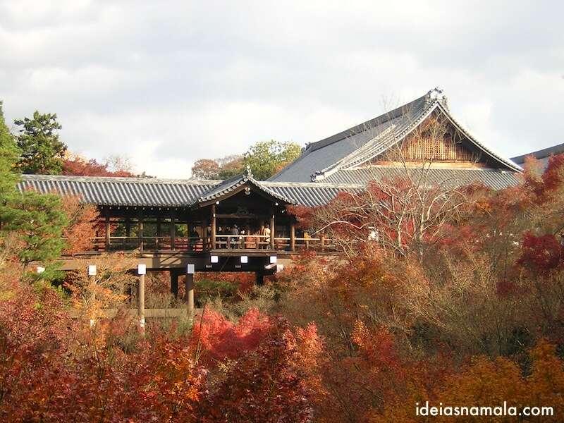 Templo Tofukuji, Kioto