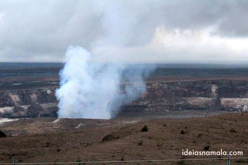 Hawaii Volcanoes National Park (Big Island, Hawaii)