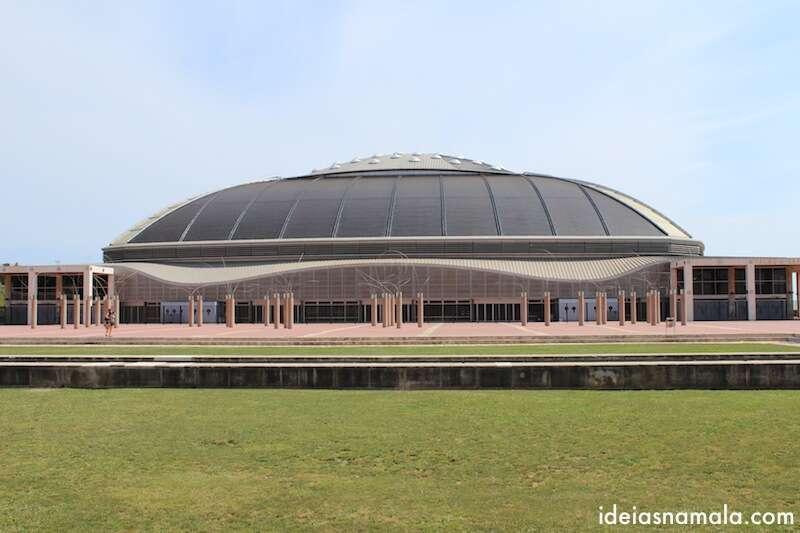 Estádio olimpico de Barcelona