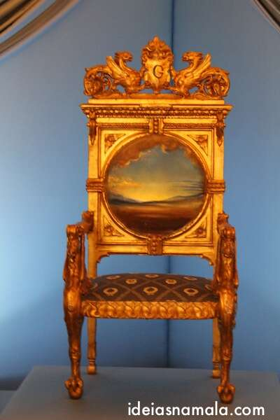 cadeira de Gala - Puból