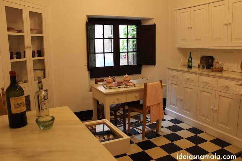 Cozinha de Salvador Dalí em Puból