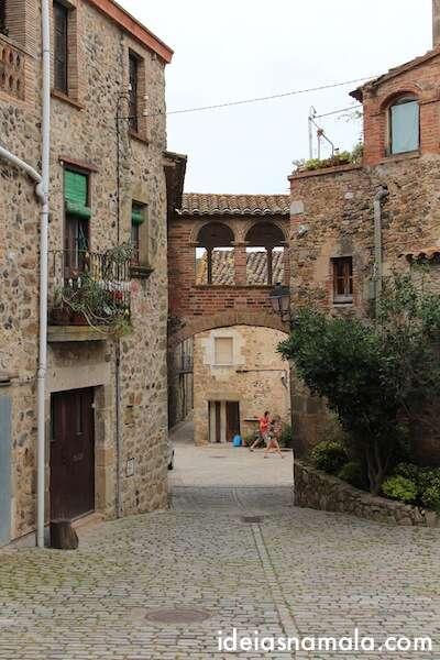 Castelo Gala-Dalí, Puból - Espanha