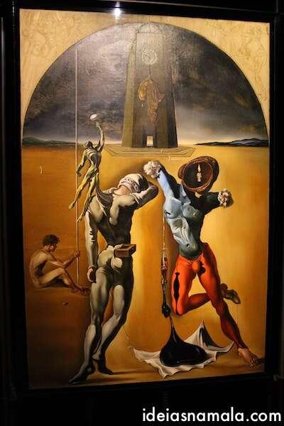 Salvador Dalí - Museu Figueres