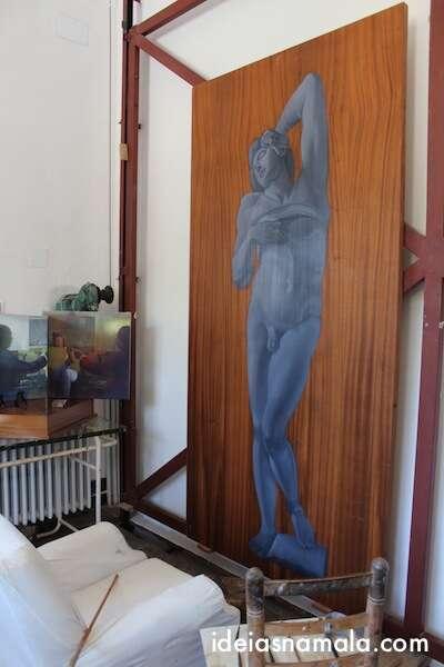 Obras inacabadas de Dalí