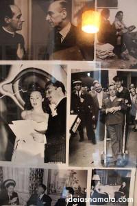 Fotos de Salvador Dalí colecionadas por Gala