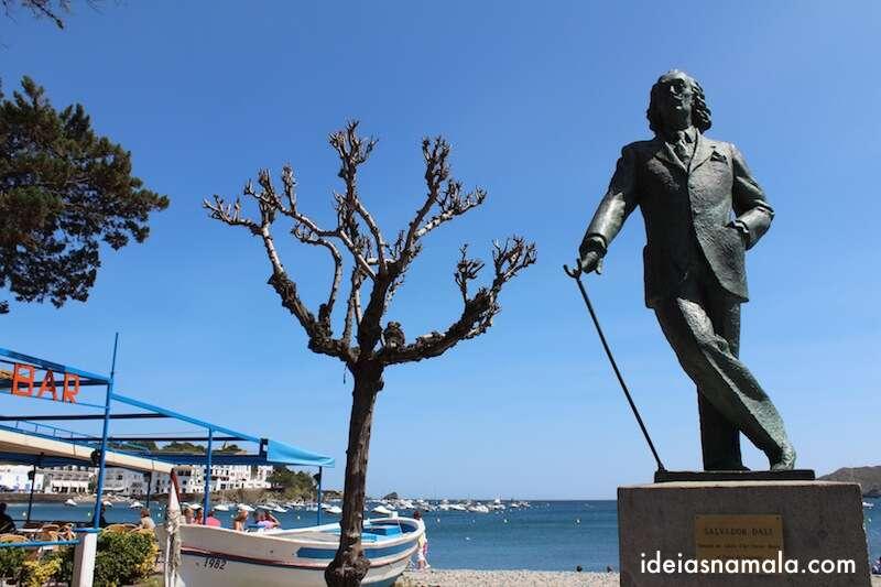 Casa de Dali em Port Lligat