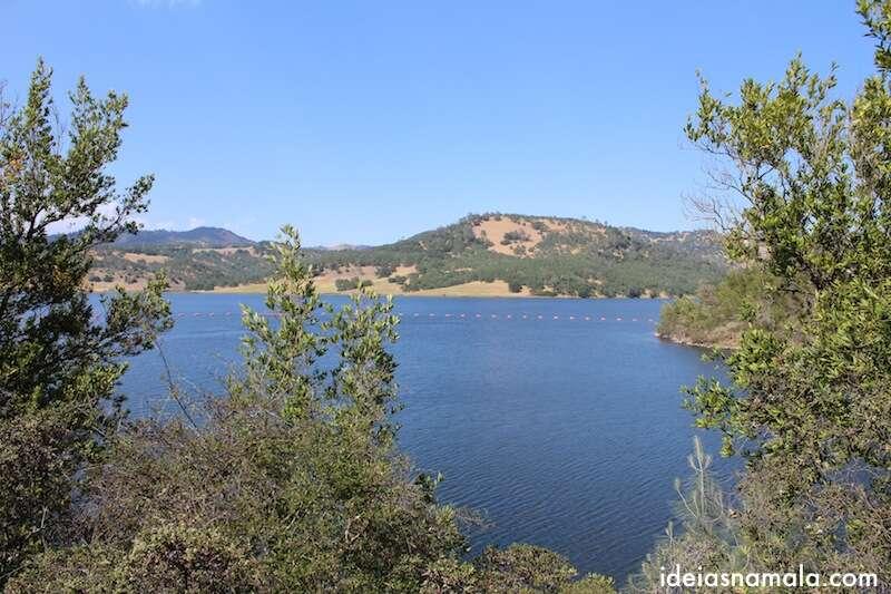 Lago Henessei - Napa Valley