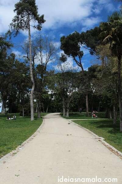 Parque do Retiro - Madri