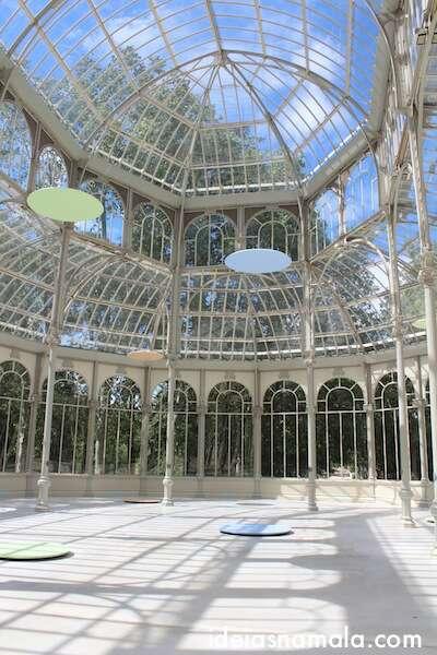 Palacio de Cristal - Madri