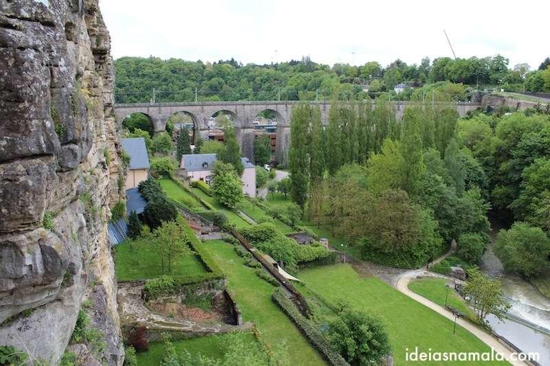 Casamatas de Bock - Luxemburgo