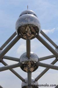 Atomium, Bruxelas