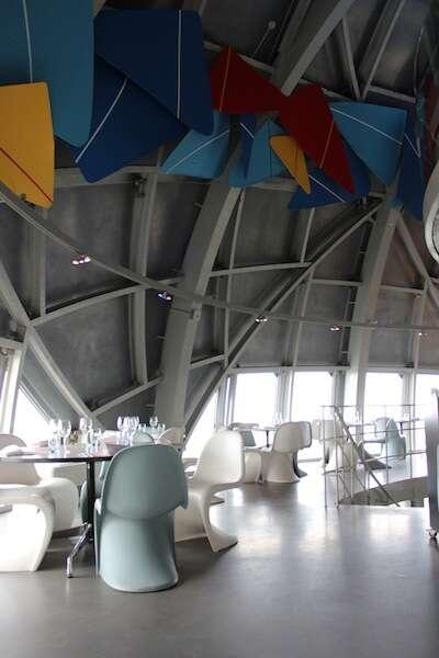 Restaurante Atomium