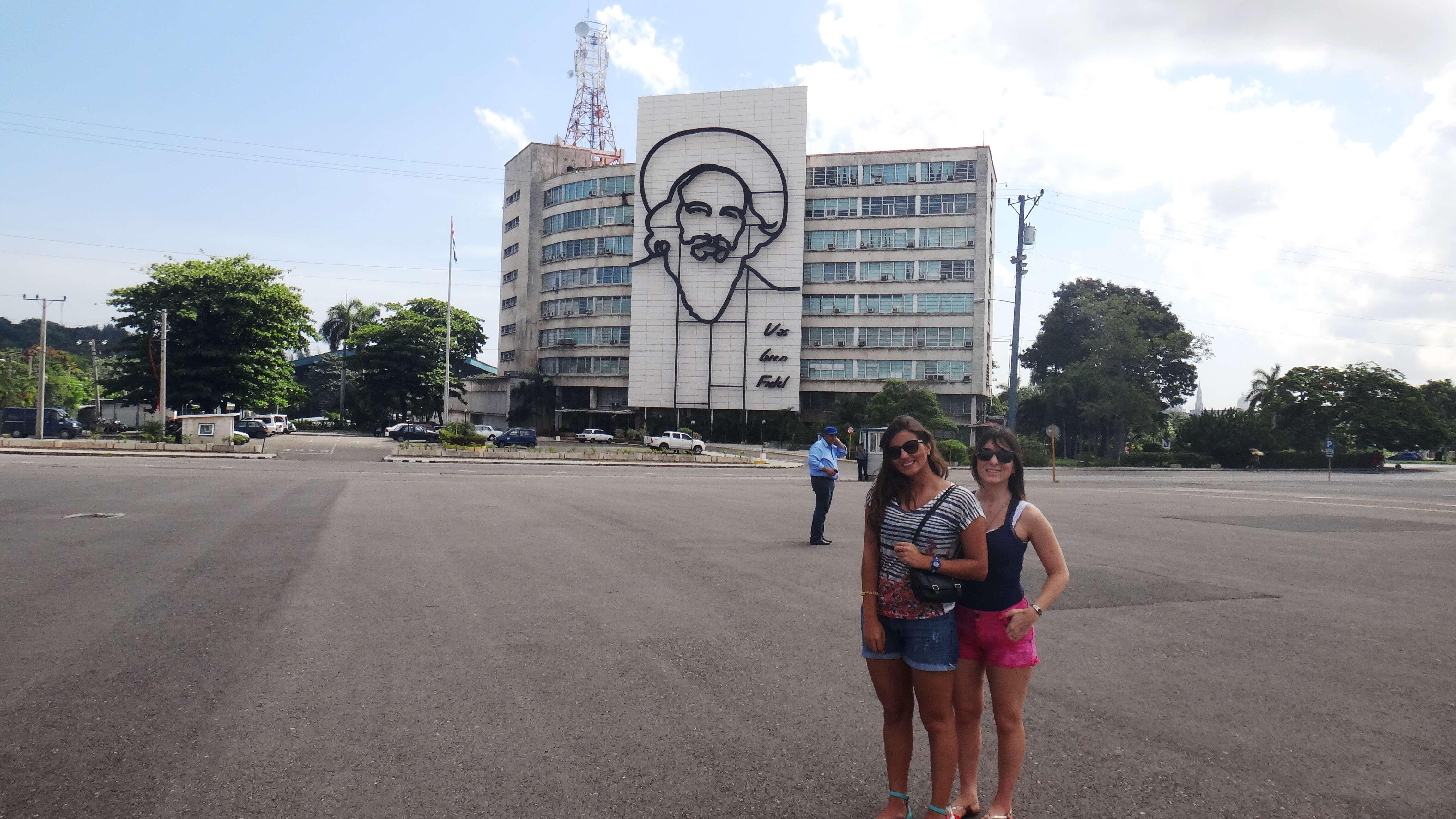 Plaza de la Revolución - Havana