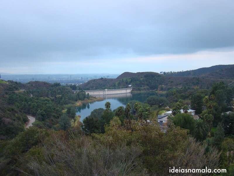 Vista de Los Angeles