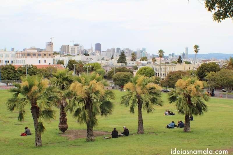 Parque Mission Dolores