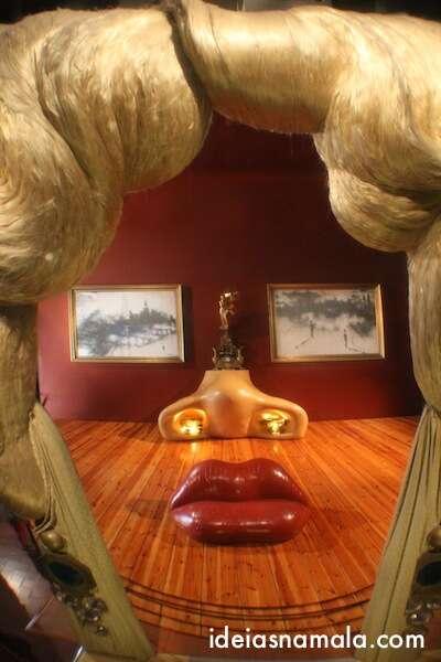 Museu Dalí - Figueres - Espanha