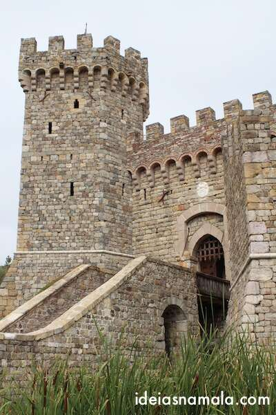Castelo Di Amorosa - Napa