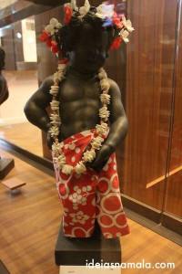 Manneken Pis Havaiano