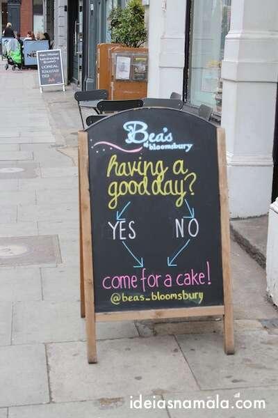 Bea's Bloomsbury