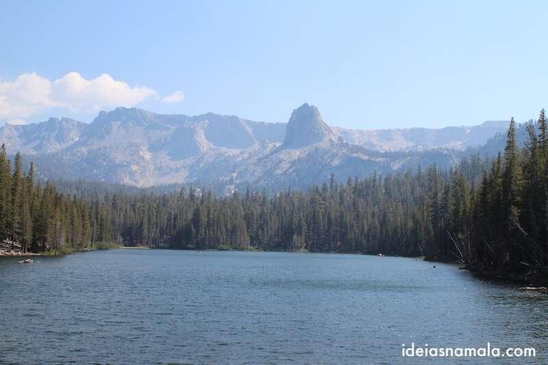 Mammi Lake - Mammoth
