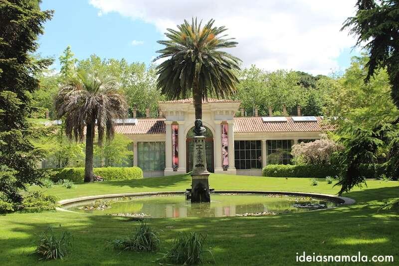 Jardim Botânico Real de Madri