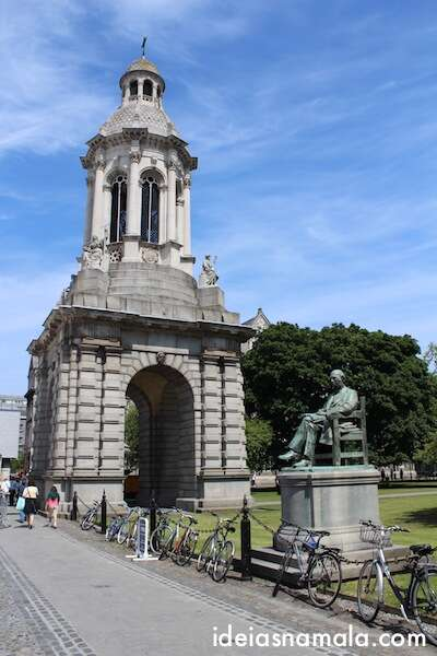 Liberty Square - Trinity College - Dublin
