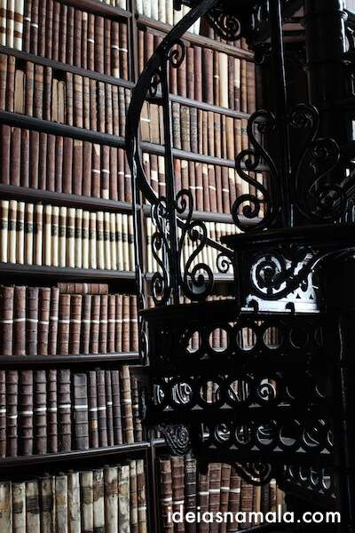 Biblioteca do Trinity College - Dublin