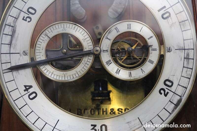 relógio do Museum biulding, Trinity College