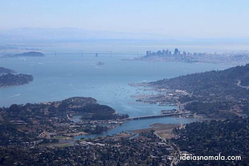 Monte Tamalpais - Califórnia