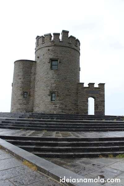 Torre O'Briens - Cliffs de Moher, Irlanda