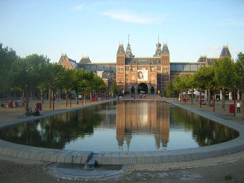 Museu Rijks - Amsterdã