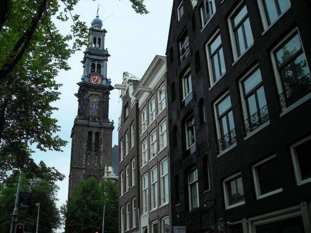 igreja Westerkerk - Amsterdã