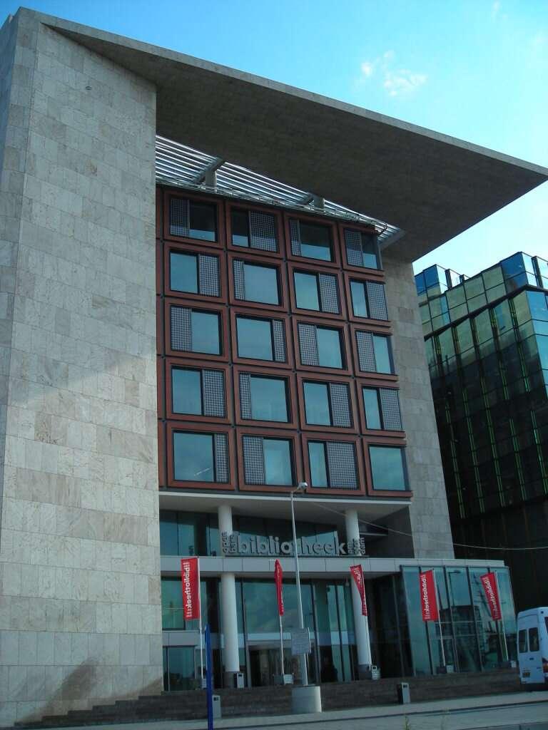 Biblioteca Amsterdã