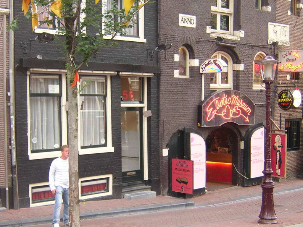 Bairro da lez vermelha - Amsterdã7