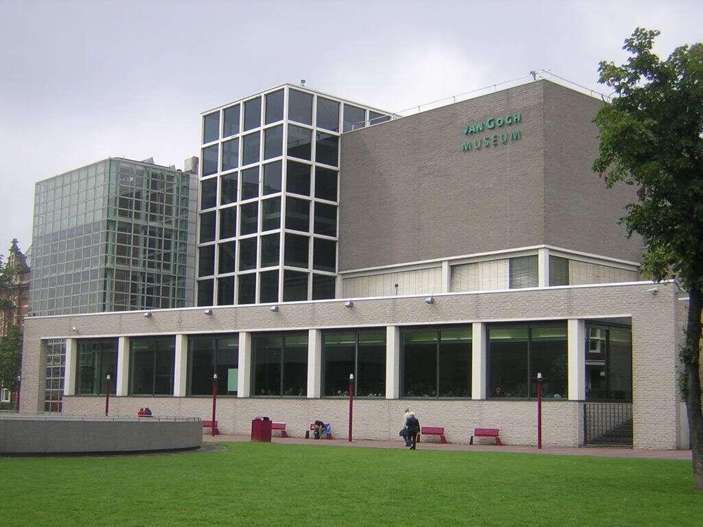 museu Van Gogh - Amsterdã
