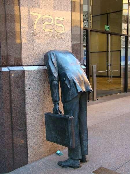Escultura - Los Angeles