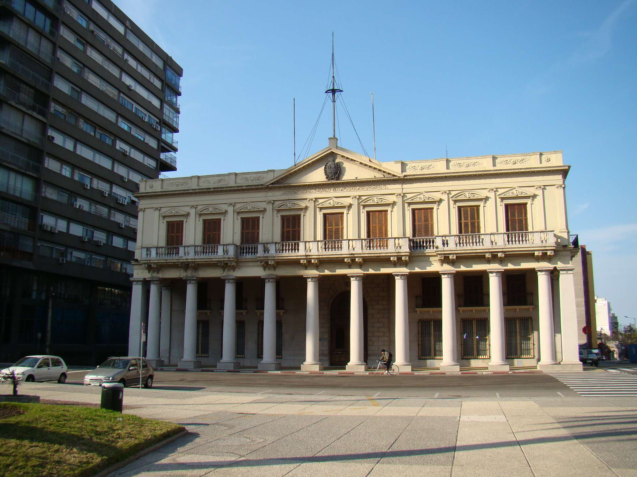 Palácio Estevez, antiga sede da presidência uruguaia