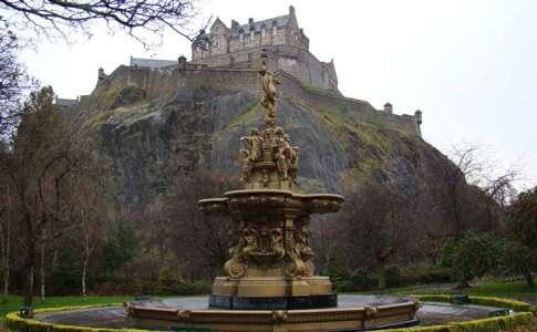 Ediumburgo-Escocia