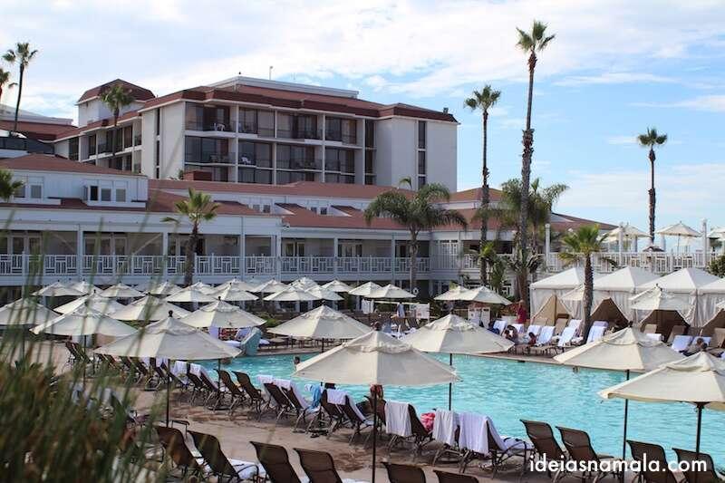 Piscina do Hotel del Coronado