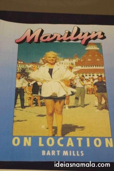 Filme da Marilyn no Hotel Del