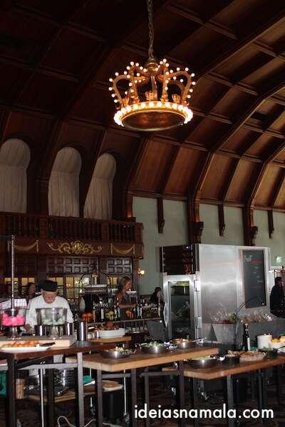 brunch de domingo - Hotel del Coronado