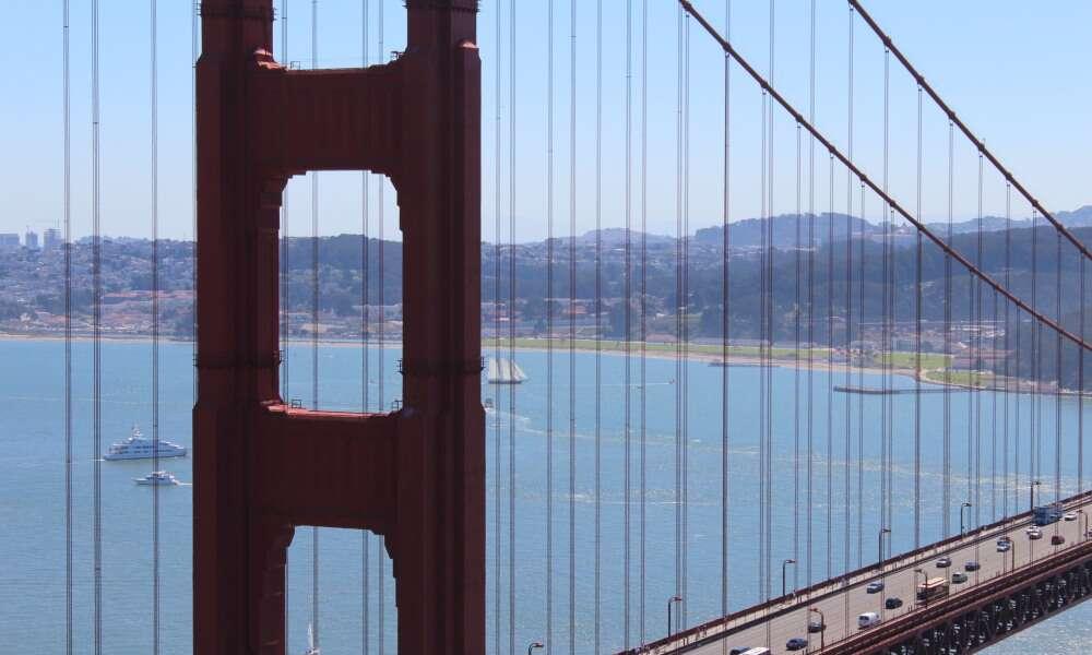Ponte Golden Gate - San Francisco