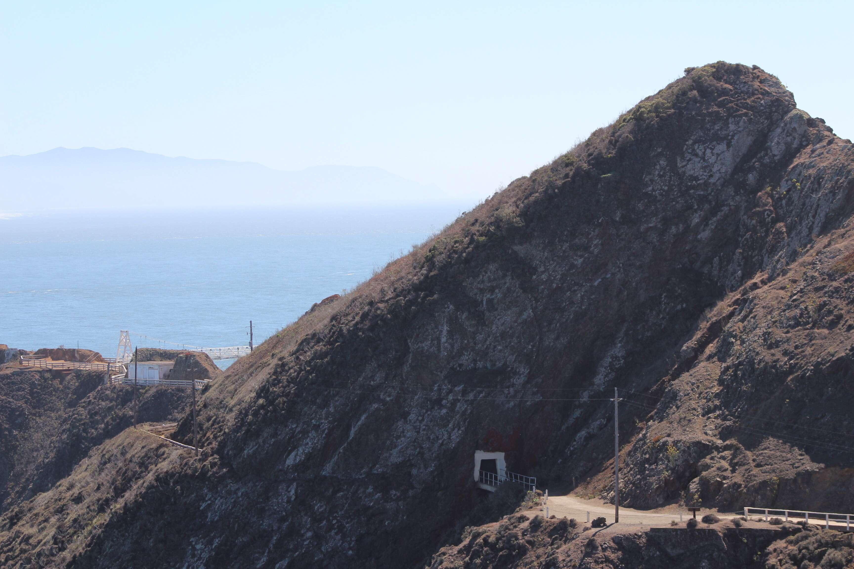 Caverna da Bonita Lighthouse - Marin Headlands