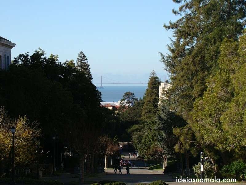 Golden Gate Bridge - U.C. Berkeley
