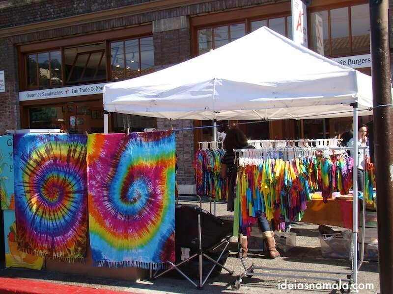 Telegraph Street - Berkeley